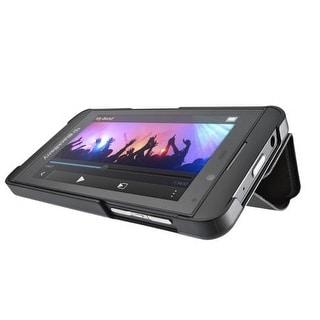 BlackBerry Flip Shell Case for BlackBerry Z10 (Black) - ACC-49284-301