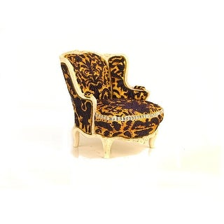 """Take a Seat Mrs Vanderbilt's Chair c. 1897 by Raine and Willitts Designs - 4"""" height"""