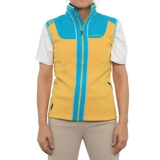 La Sportiva Women Jupiter Vest Vest Yellow