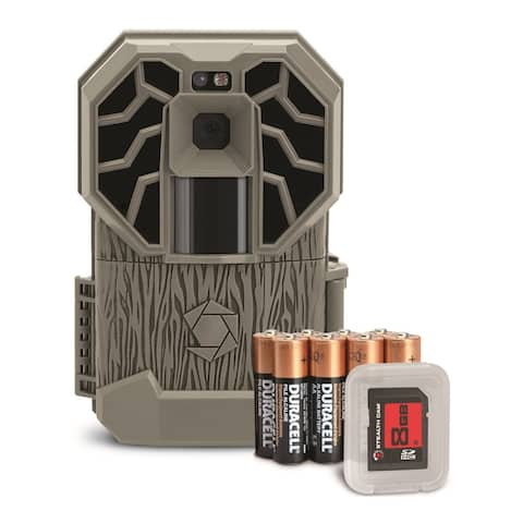 Stealth Cam G26NG Pro 12MP Trail Camera with 8GB SD Cards & Batteries