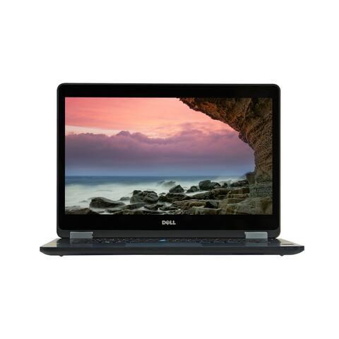 """Dell Latitude E7470 Core i7-6600U 2.6GHz 8GB RAM 240GB SSD 14"""" FHD Touchscreen Win 10 Pro Laptop (Refurbished B Grade)"""