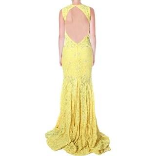 Jovani Lace Prom Formal Dress