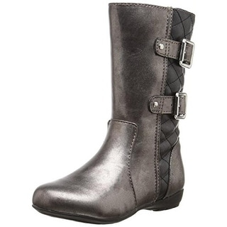 Kenneth Cole Reaction Penny Toddler Quilted Boots - 12 medium (b,m)