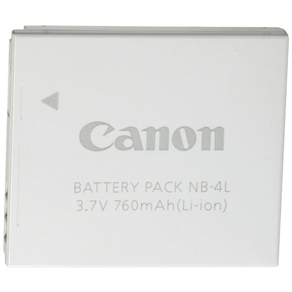 Canon 9763A001Aa Canon(R) Nb-4L Replacement Battery