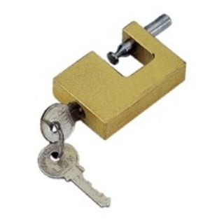 Reese 7005300 Brass Coupler Lock