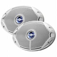 Jbl MS9520 300W, 6 x 9 Coaxial Speakers Pair-White