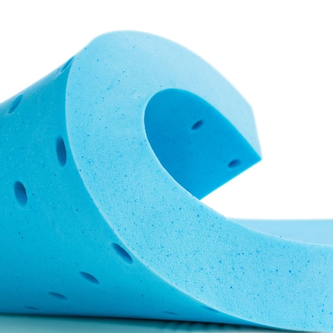 Subrtex 2/3/4 Inch Gel Memory Foam Mattress Topper