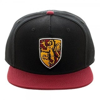 Harry Potter Gryffindor Crest Snapback Hat