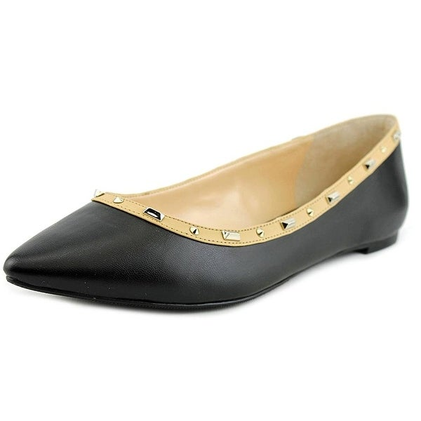 INC International Concepts Womens Zabbie Pointed Toe Loafers