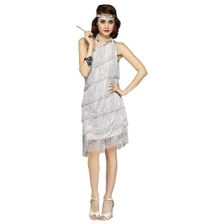 Shimmery Flapper