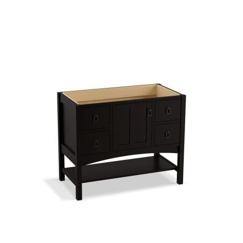 Kohler K 99568 Marabou 42 Single Vanity Cabinet With 1 Door And 4 Drawers