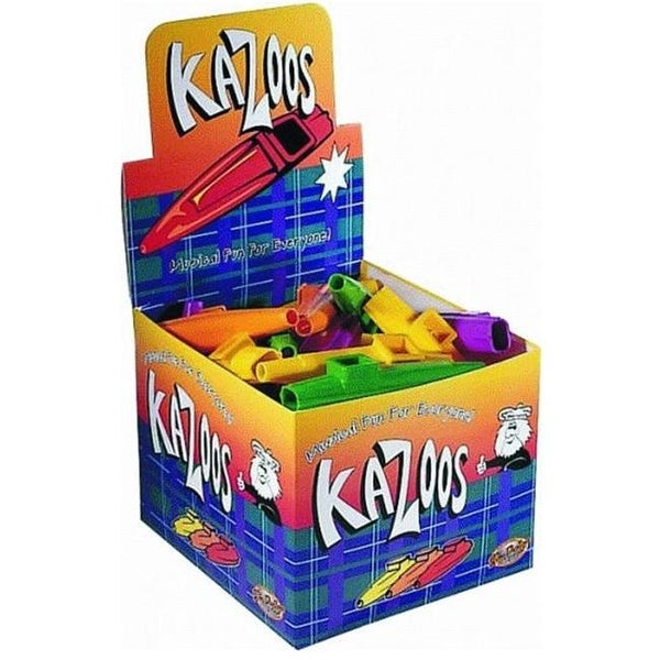 Scotty Kazoo Display 50 pcs - DUN-7700