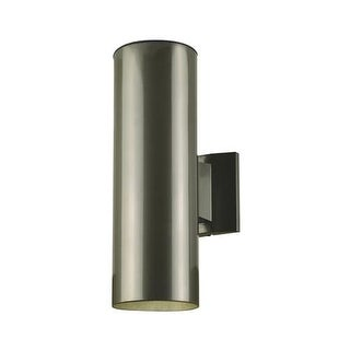 "Westinghouse 6797500 15"" Tall 2 Light Outdoor Wall Sconce"