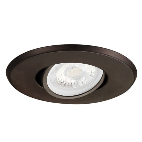 Globe electric 91144 3 led adjustable gimbal recessed light globe electric 91144 3 led adjustable gimbal recessed light insulated ceiling aloadofball Image collections