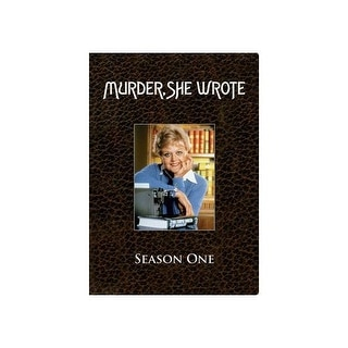 MURDER SHE WROTE-SEASON ONE (DVD/REPACKAGE/6DISCS)