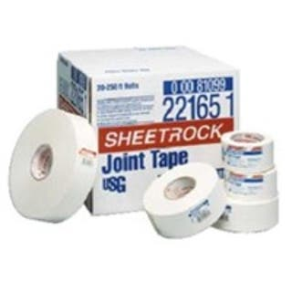 "Sheetrock 380041024 Paper Drywall Joint Tape, 2-1/16"" x 75'