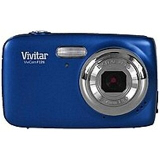 Vivitar ViviCam VS126-BLU S126 16.0 Megapixel Digital Camera - 4x (Refurbished)