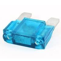 Unique Bargains 60A Automotive Car Auto Blue Plastic Coated Blade Fuses