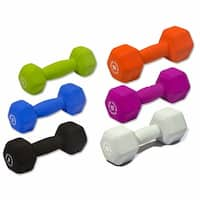 Body-Solid Neoprene Dumbbells (Pairs)