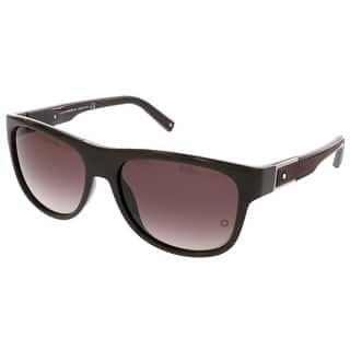 Montblanc MB 459/S 40T Brown Wayfarer Sunglasses - 57-16-140|https://ak1.ostkcdn.com/images/products/is/images/direct/c99d79493a05f7b16606aee02ea18dbc06ddf8bb/Montblanc-MB-459-S-40T-Brown-Wayfarer-Sunglasses.jpg?impolicy=medium