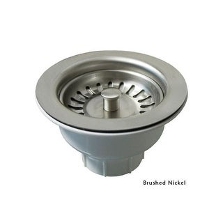 "Native Trails DR320 3-1/2"" Basket Strainer"