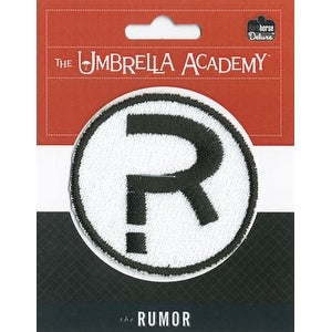 "Umbrella Academy 2.5"" Fabric Patch: Rumor's Emblem"
