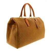 HS2021 CU TALIA  Cuoio Leather Satchel/Top Handle Bag - 15-11-5.5