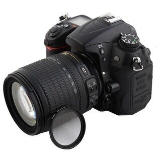 WOLFGANG Authorized Universal 43mm 8x Star-Effect Starburst Lens Filter for DSLR