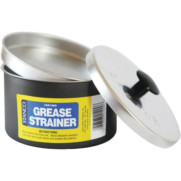 Stanco Gs1200 Grease Strainer