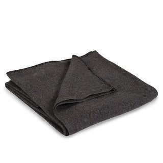 Stansport Wool Blend Blanket - Gray - 1243