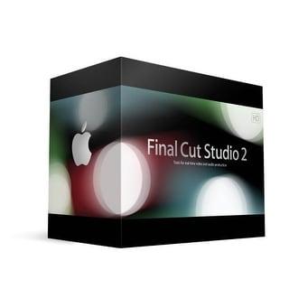 Apple Final Cut Studio 2