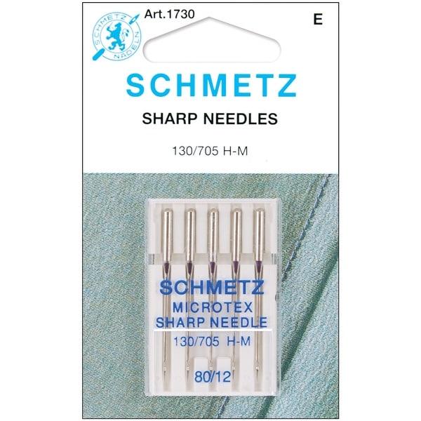 Microtex Sharp Machine Needles