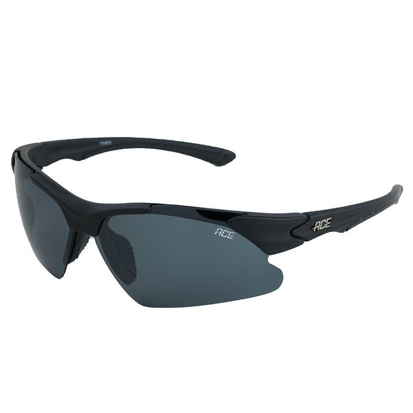 9a02f65eb2 Shop Polarized Tempo Sunglasses Matte Black Smoke - ONE SIZE - Free  Shipping On Orders Over  45 - Overstock.com - 25634920