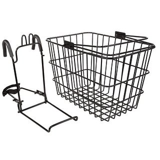 Capstone 65228 Large Wire Basket with Quick Release