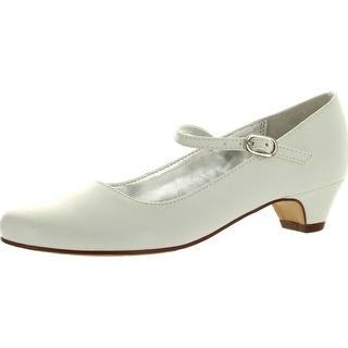 Nina Girls Seeley Short Heel Mary Jane