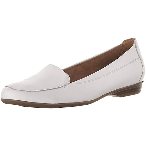 Naturalizer Womens Saban Leather Closed Toe