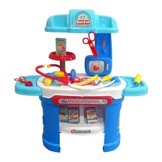 Envo Toys Large Doctor Play Set Kids Complete Doctor Play Set