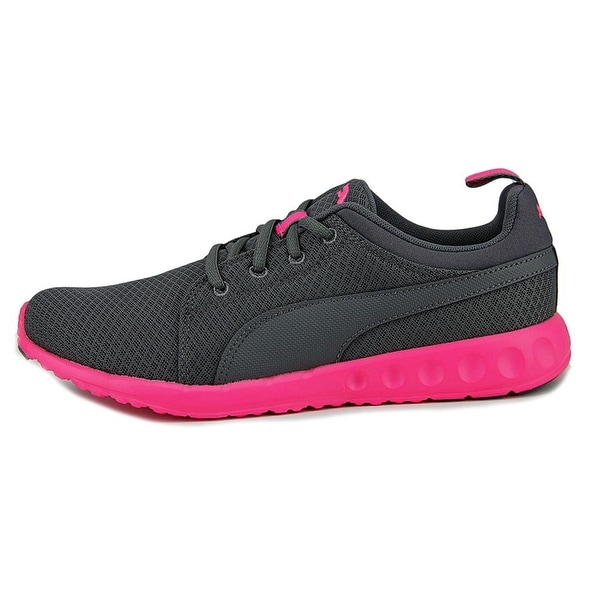 PUMA Womens Carson Runner Low Top Lace Up Running Sneaker