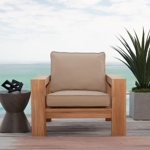 Arden Selections Oasis Plush Deep Seat Cushion Set