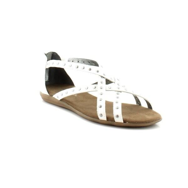 Aerosoles Chlosing Women's Sandals & Flip Flops White