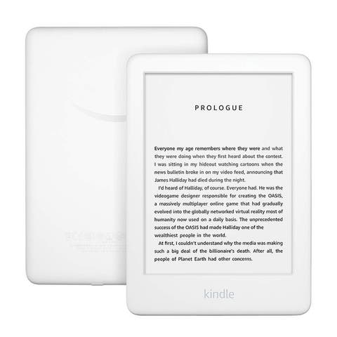 """Amazon All-New Kindle - 6"""" - 4GB - Now with a Built-in Front Light"""