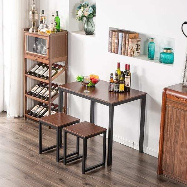 Porch Den Anthem 3 Piece Counter Height Pub Table Set On Sale Overstock 30701930