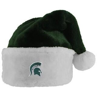 Michigan State University Santa Hat