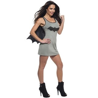 Rubies Batgirl Tank Dress Adult Costume - Black (2 options available)