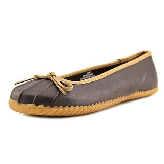 Sporto Betty Women   Synthetic Brown Moccasins