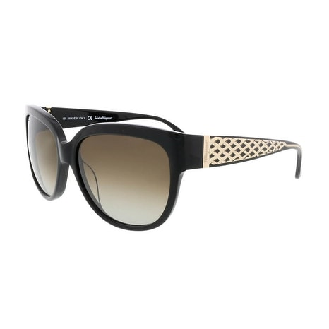 Salvatore Ferragamo SF663S Square Sunglasses