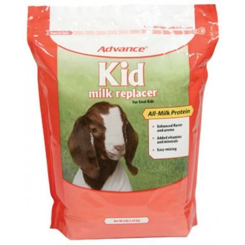 Manna Pro 0094020217 Advance Goat Kid Milk Replacer, 8 Lb