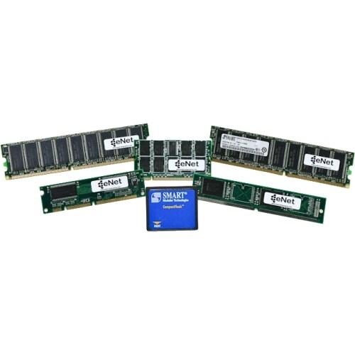 """ENET MEM2821-512D-ENC ENET 512MB DRAM Upgrade - 512 MB - DDR SDRAM - 266 MHz DDR266/PC2100 - 3.30 V - ECC - 184-pin"""