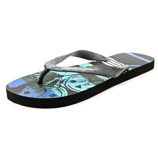 Maui And Sons Pro Ocean Men Open Toe Synthetic Flip Flop Sandal