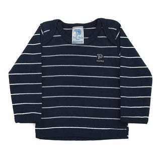 Baby Shirt Unisex Infants Long Sleeve Striped Tee Pulla Bulla Sizes 0-18 Months|https://ak1.ostkcdn.com/images/products/is/images/direct/c9bc38db1d962b8846a0b3e49eabe724bd5e71d7/Baby-Shirt-Unisex-Infants-Long-Sleeve-Striped-Tee-Pulla-Bulla-Sizes-0-18-Months.jpg?impolicy=medium